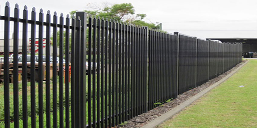 Diplomat Spear School Type Security Fencing